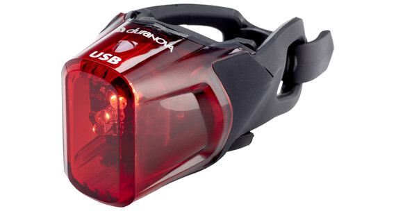 Dura Nova Vegas R II USB LED-Rücklicht schwarz